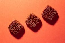 中国特色的红豆糕