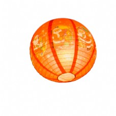 橘黄色小灯笼下载