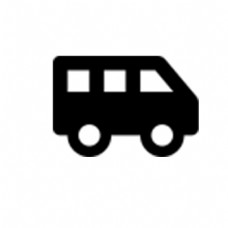 扁平化货车PNG下载