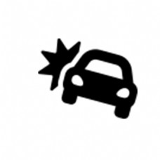 扁平化汽车碰撞下载