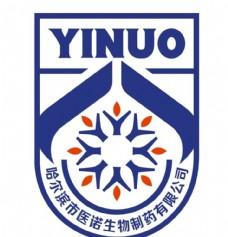 医诺生物制药logo 标识