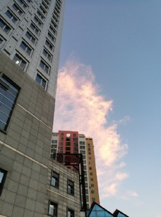 城市的天空