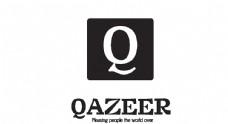 英文LOGO字母Q