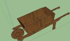 小推车模型
