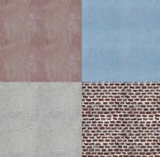 4款 墙 石灰石背景纹理