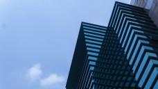 城市建筑系列之玻璃高楼