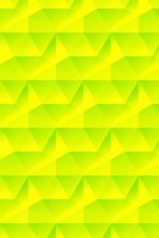 绿色清新几何背景