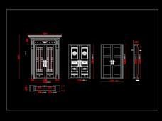 高端别墅铜门原创设计