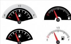 汽车燃油油位矢量