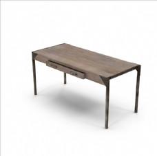 3D桌子模型