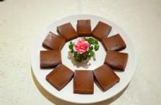 中式过年黄糖年糕