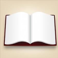 书本矢量素材