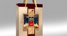 金色月饼礼盒-
