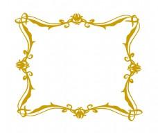 创意古典花纹边框