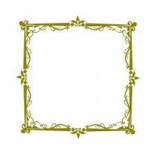 精美古典花纹边框