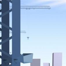 房地产建筑电梯flash动画