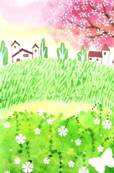 春天装饰画