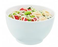 健康饮食 沙拉 蔬菜 水果 碗