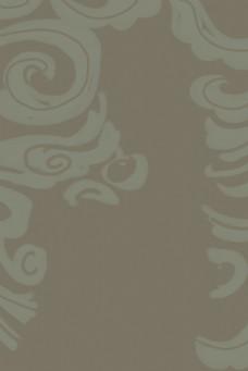 中国风古风祥云图案背景素材