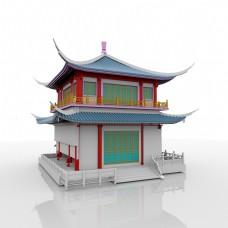 中国古建筑宙宇模型