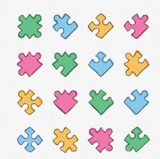 儿童拼图玩具