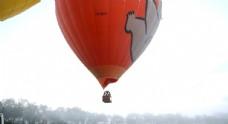 澳大利亚布里斯班 热气球