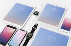 iPhone产品样机