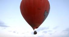 澳大利亚布里斯班热气球升空
