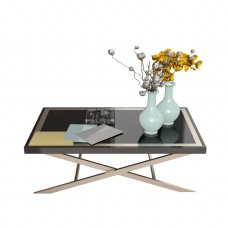 简约折叠平面桌子
