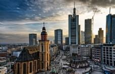 欧洲城市建筑