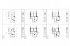 欧式别墅装修CAD图纸