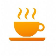 咖啡和茶图标