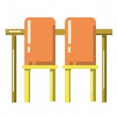 室内家具桌椅