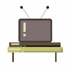 电视机柜子装饰