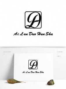 婚纱logo设计