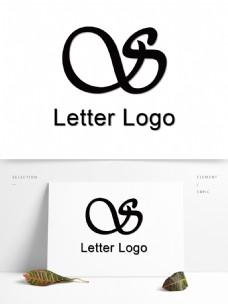 XS字母logo