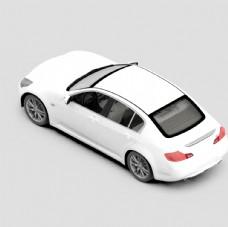 汽车设计样机