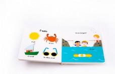 儿童读物摄影 版式排版  外国