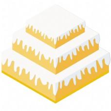 生日蛋糕美食