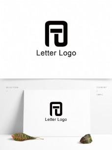 OT字母logo