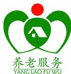 养老服务中心标志
