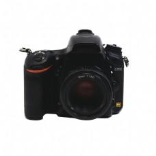 黑色数码相机免抠图