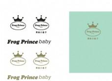 青蛙小王子LOGO
