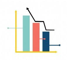 PPT数据柱状图
