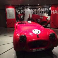澳门 赛车  博物馆 展厅