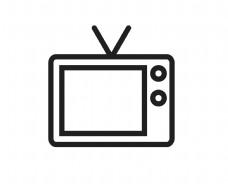 一台电视机
