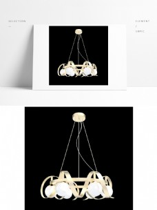 现代创意工业风吊灯