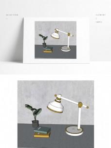 学生宿舍书桌灯台灯