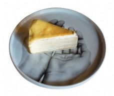 一盘蛋糕免扣png