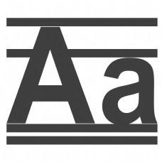 字母图标设计
